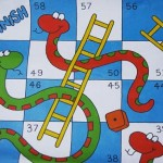 Anyone for Snakes & Ladders?